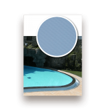 Liner Blue Pool Range Cefil Pool