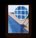 Liner Mediterranean Range Cefil Pool