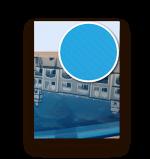 Liner Urdike Blue Range Cefil Pool