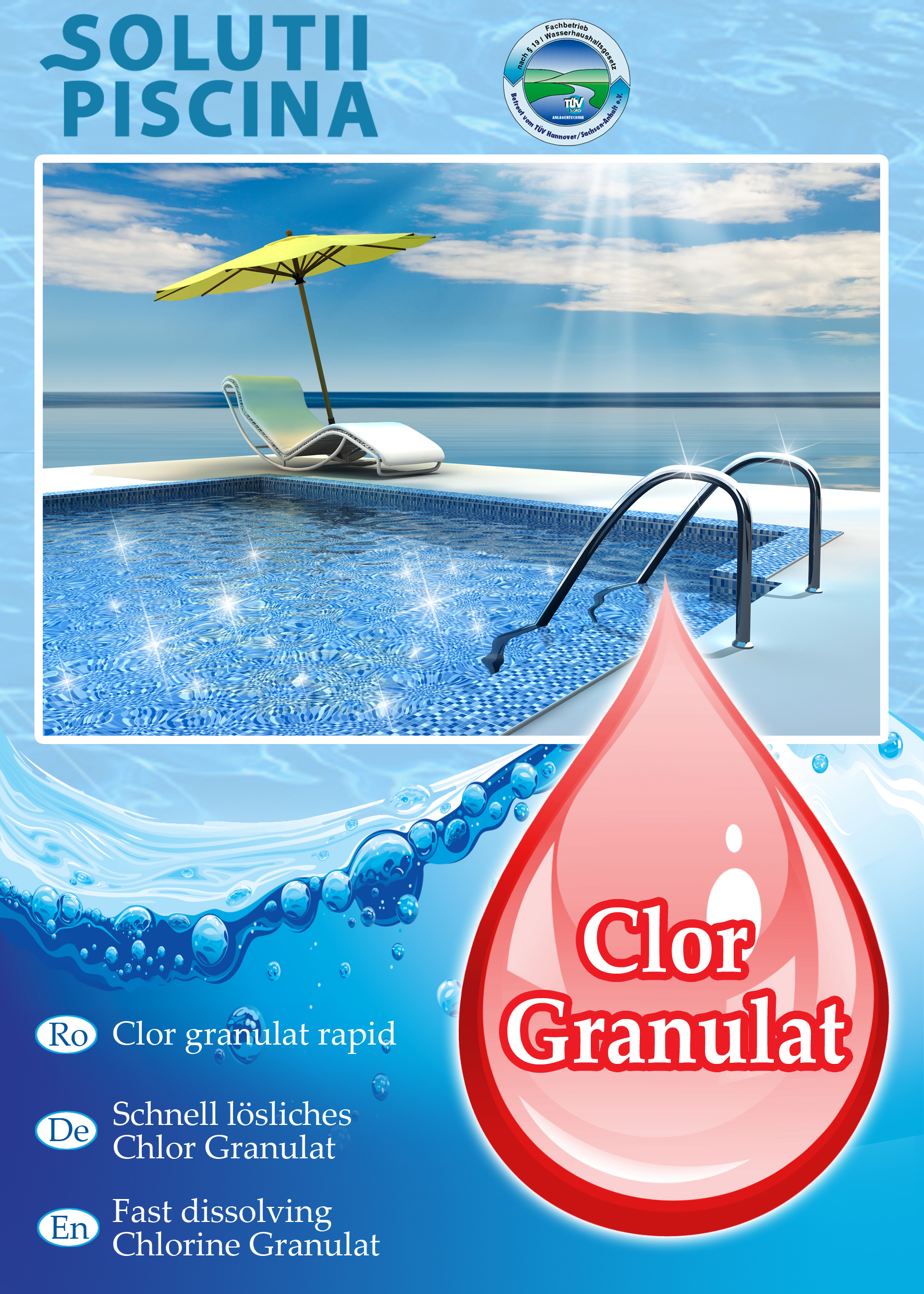 Clor Granulat