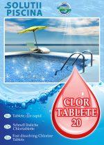 Clor Tablete 20