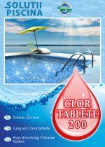 Clor Tablete 200